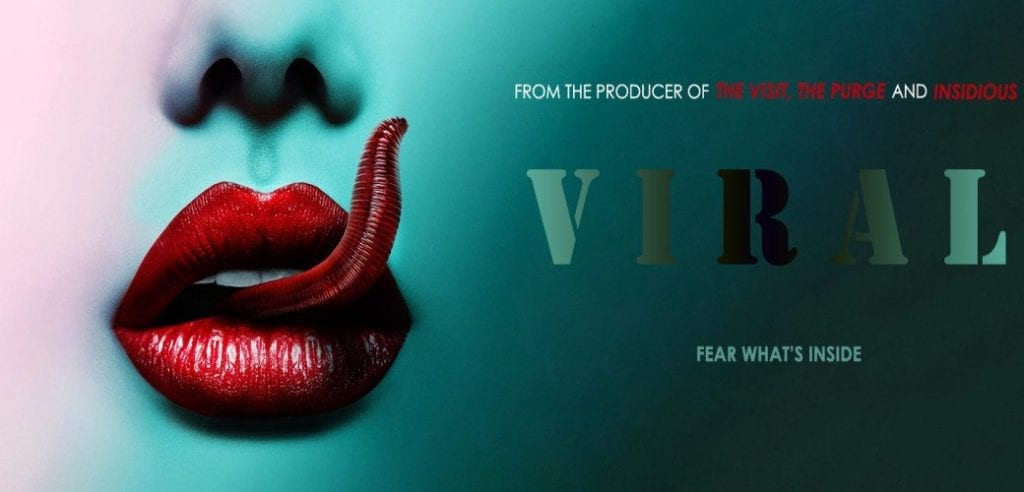Viral 2016 Poster. Movies that do not suck