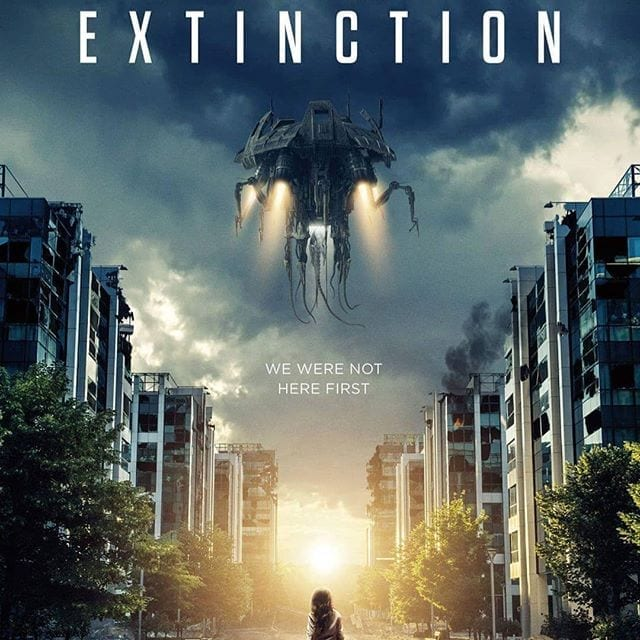 Extinction poster 2018