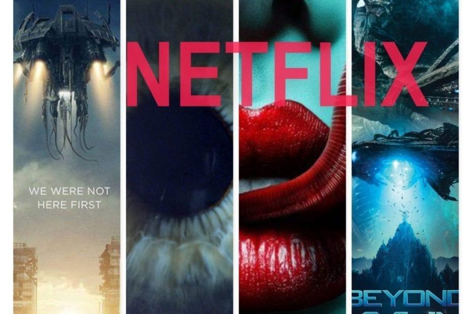 Netflix Sci-Fi 2018 #motherofmovies #netflix #moviesthatdontsuck