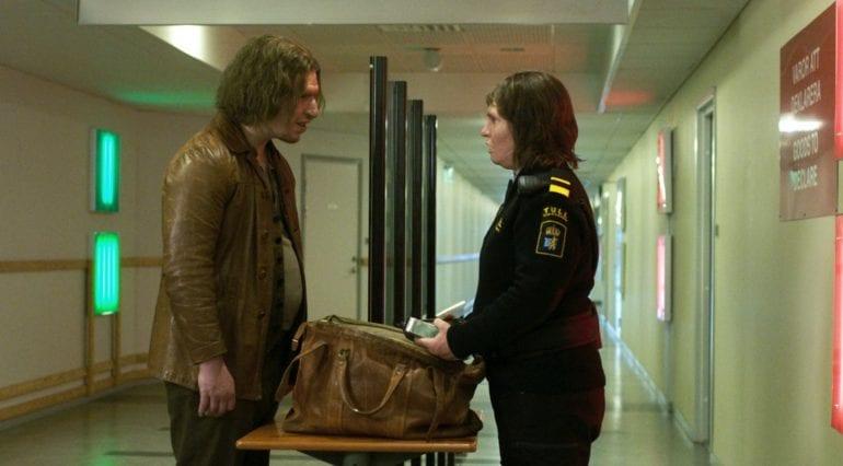 Eero Milonoff and Eva Melander in Gräns (2018) Best love stories adapted from books.