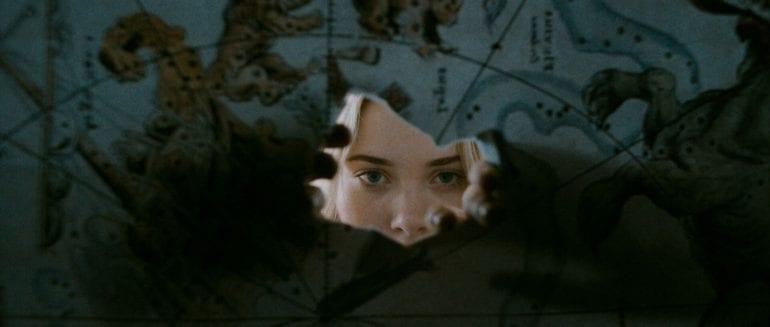 Virginia Gardner as Aubrey