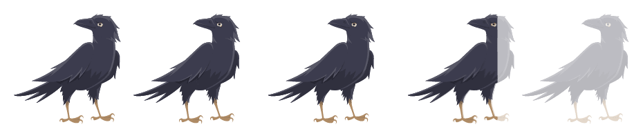3.75 out of 5 Crows