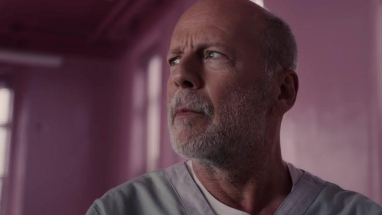 Bruce Willis, 2019 Glass
