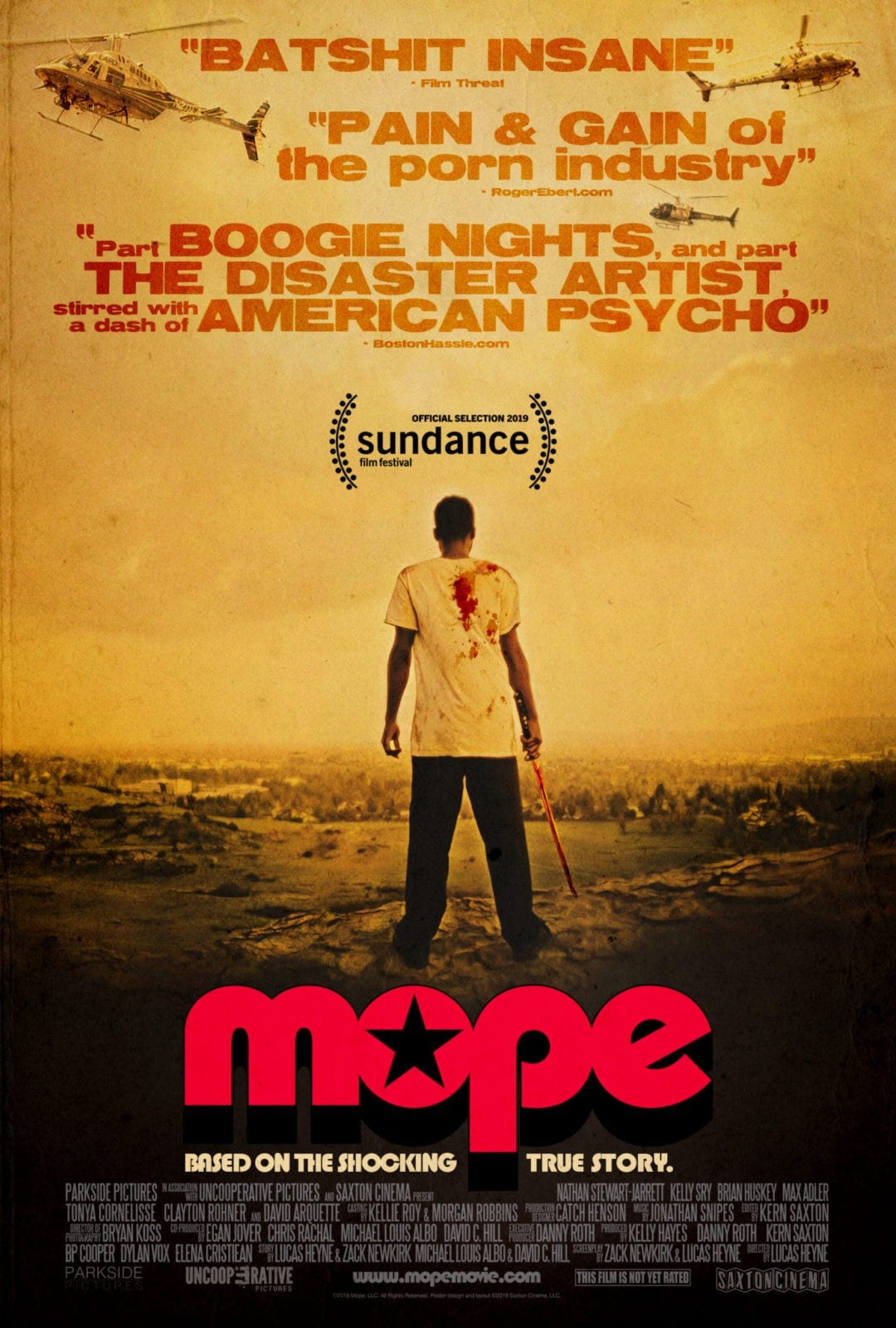 Mope, A Movie About A Crime In The Porn Industry - Mother of Movies