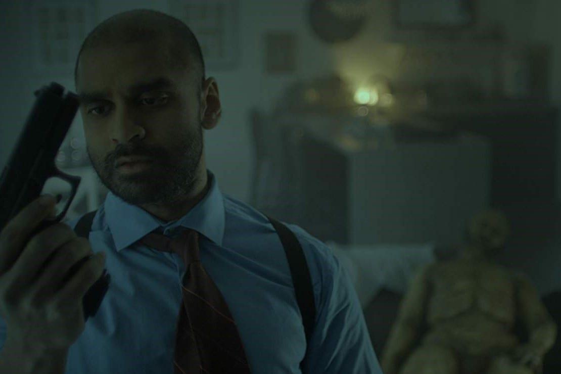 Steve Kasan plays Detective Freddie in Lifechanger