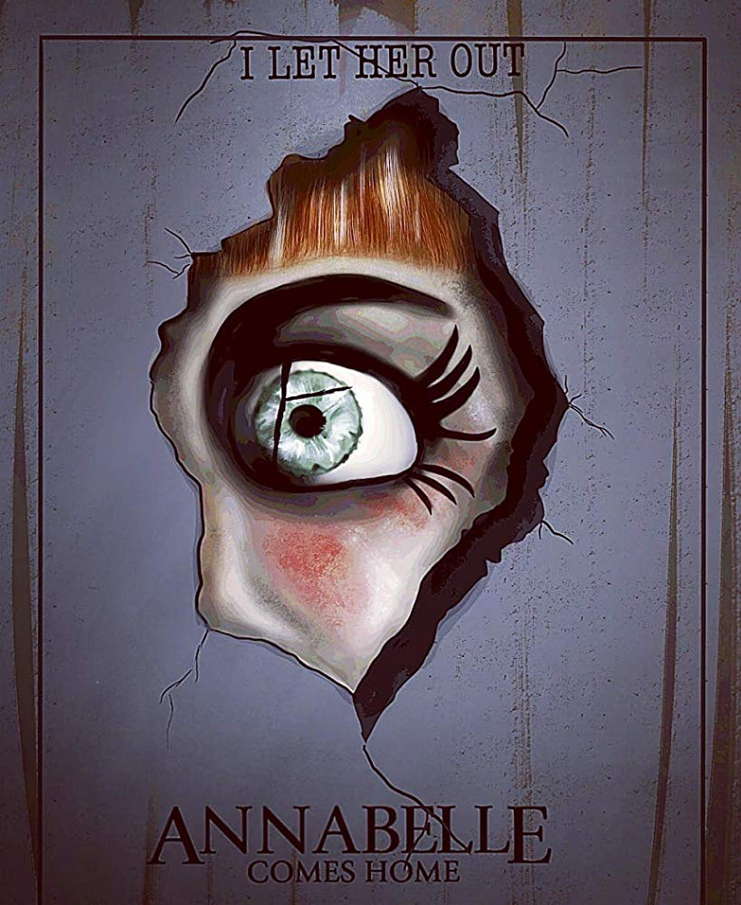 Annabelle Comes Home Review Mother Of Movies