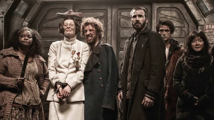 Snowpiercer cast on Mother of Movies