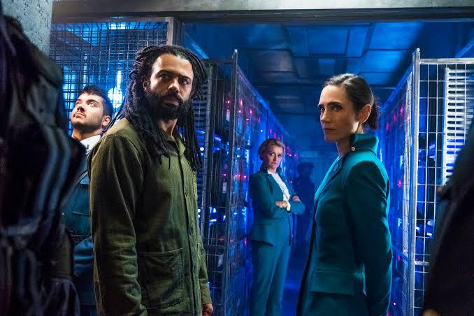 Snow piercer the TV Series will star Jennifer Connelly and Daveed Diggs