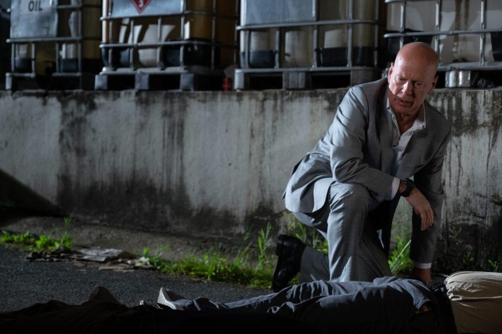 Bruce Willis in Trauma Center (2019)