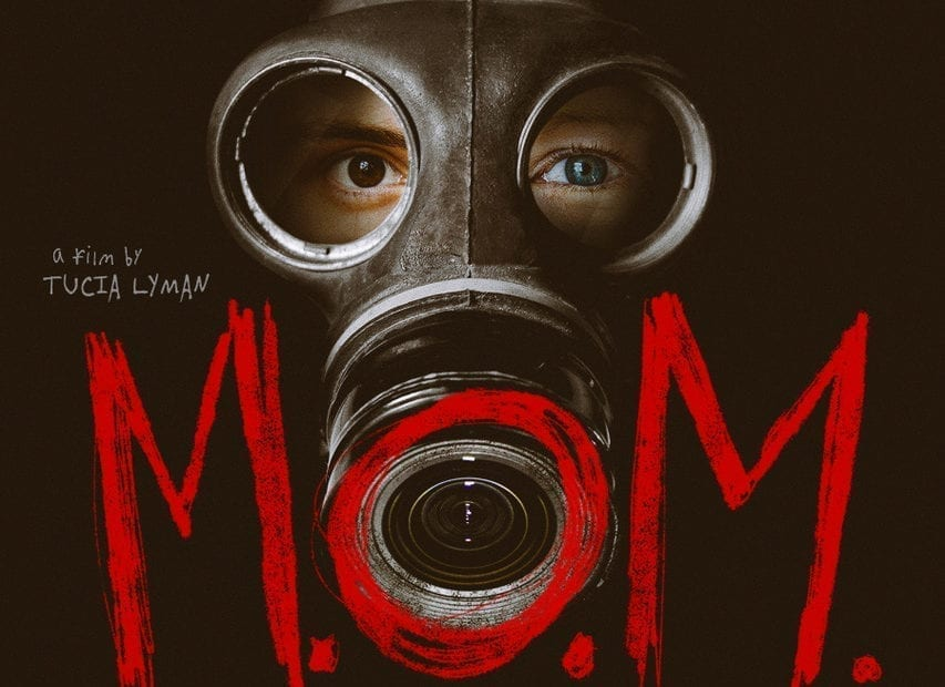M.O.M movie poster. Nature or nurture examination