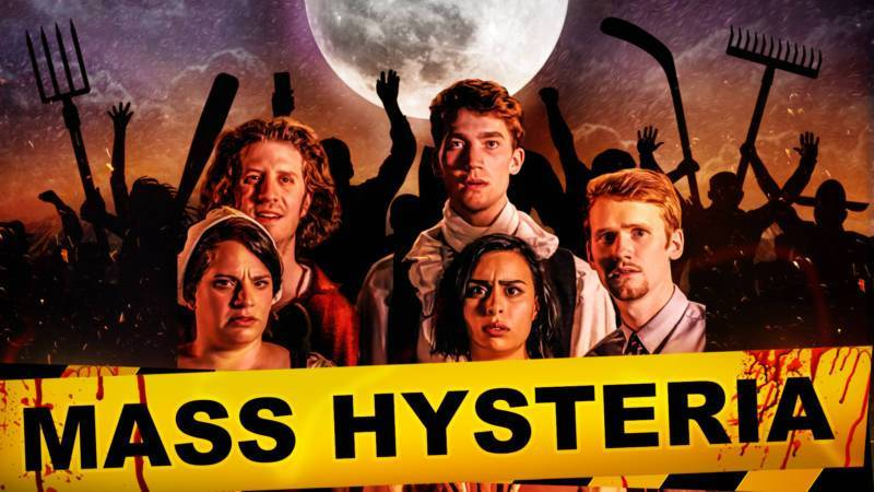 Mass Hysteria from First Name Films