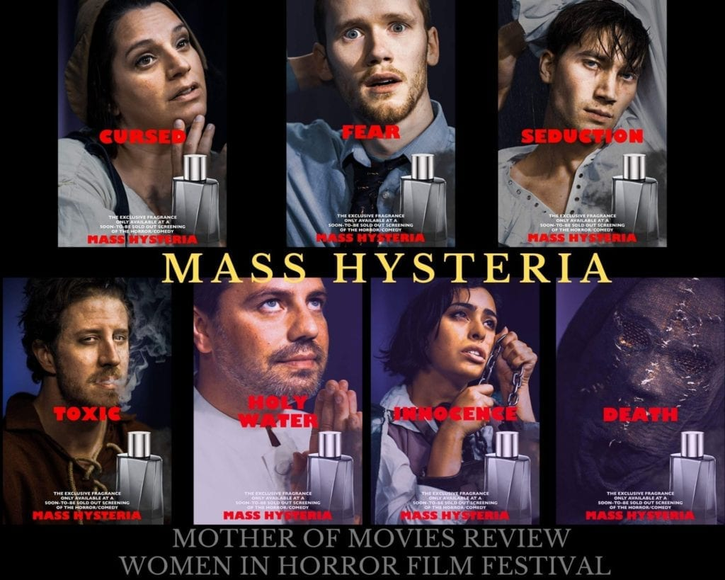 Witches of Salem Mass Hysteria Poster