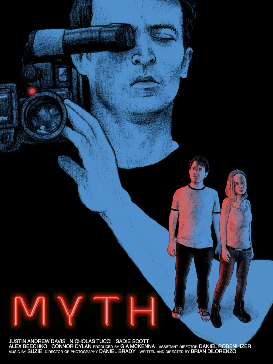 Channel Zero's Nicholas Tucci Stars in Myth, & He Wants You To Be In His Movie - Mother of Movies