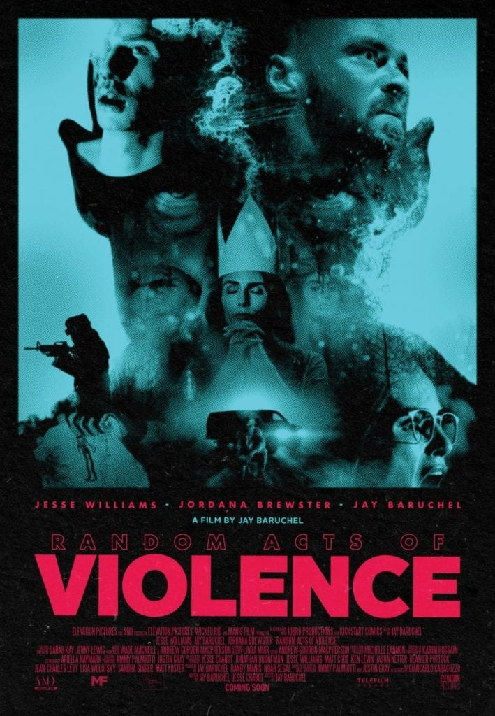 Random Acts of Violence 2020 poster