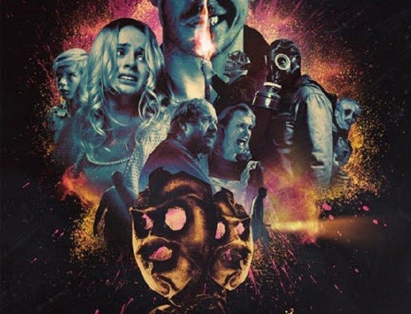 New Bloody Hell poster 2020 Australian horror movie