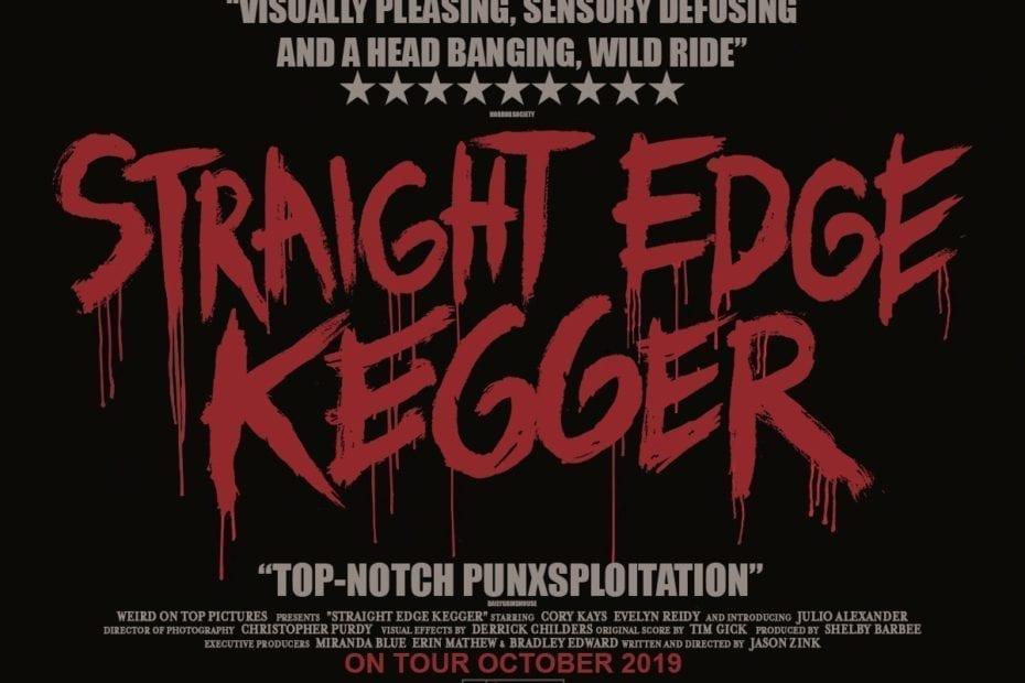 Straight Edge Kegger from Scream Team Releasing