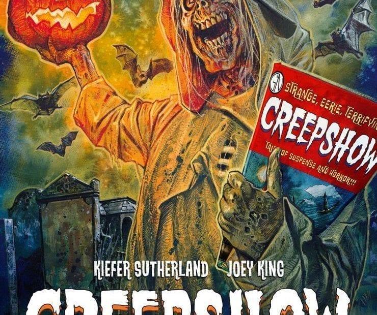 Creepshow Halloween animation special on Shudder
