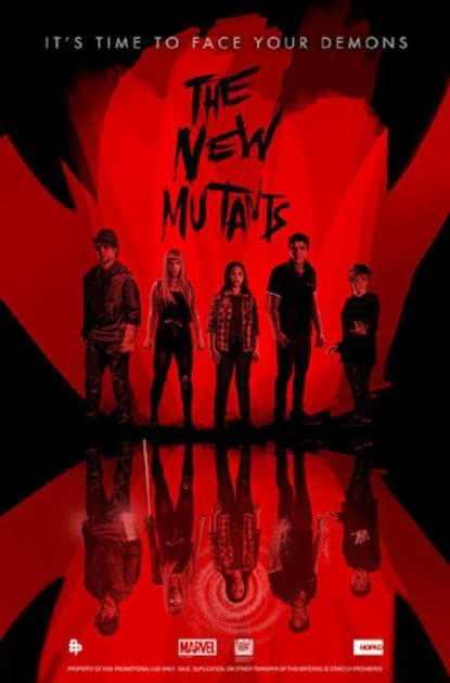 The New Mutants Movie Review X-Men 2020
