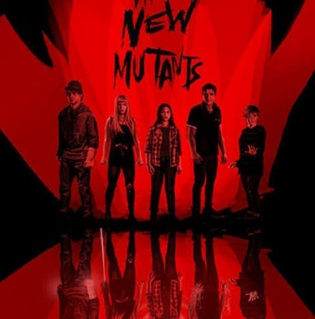 The New Mutants X-Men Spinoff 2020