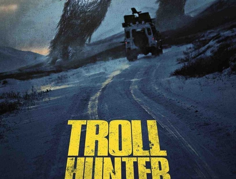 Trollhunter poster 2010 movie review on Mother of Movies