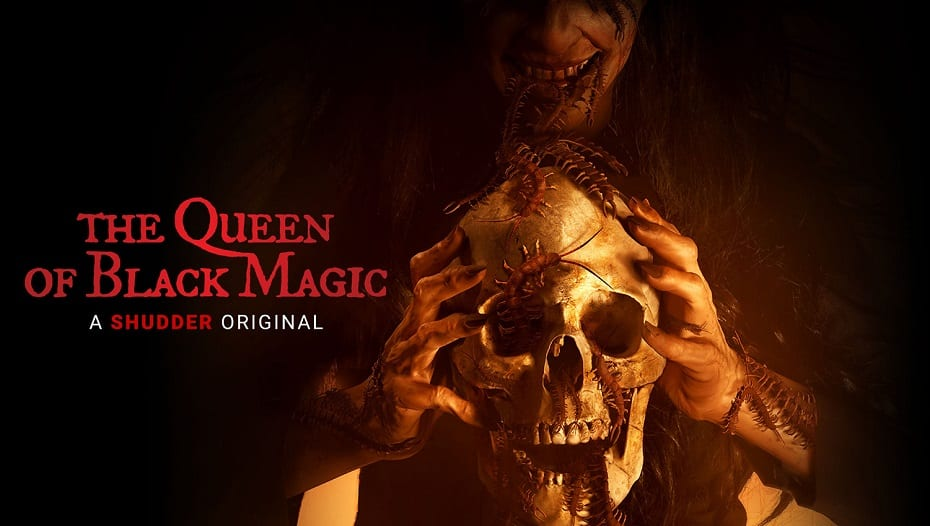 The Queen of Black Magic, Asian horror movies on Shudder
