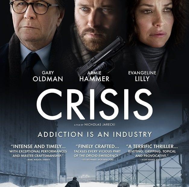 Crisis Poster Nicholas Jarecki's CRISIS Photo Credit Quiver Distribution