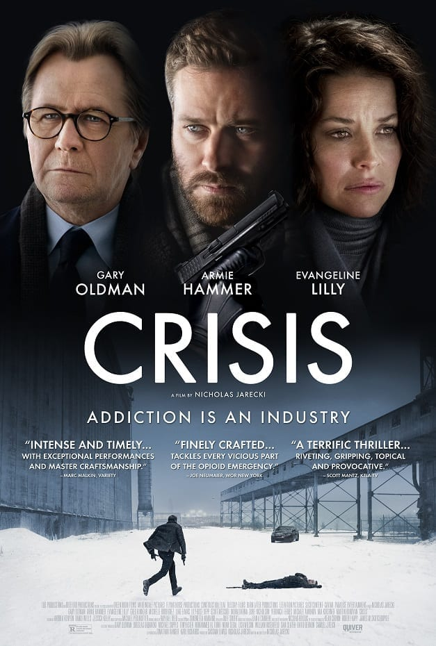 'Crisis' Movie Review Results In An Opioid Epidemic Told In Three Ways