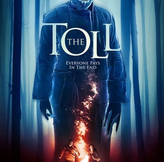 The Toll Poster courtesy fo Saban Films and 4 AM Films