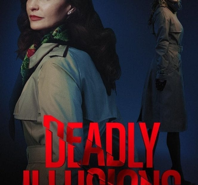 Deadly Illusions 2021 courtesy of Netflix Kiss and Tale Productions