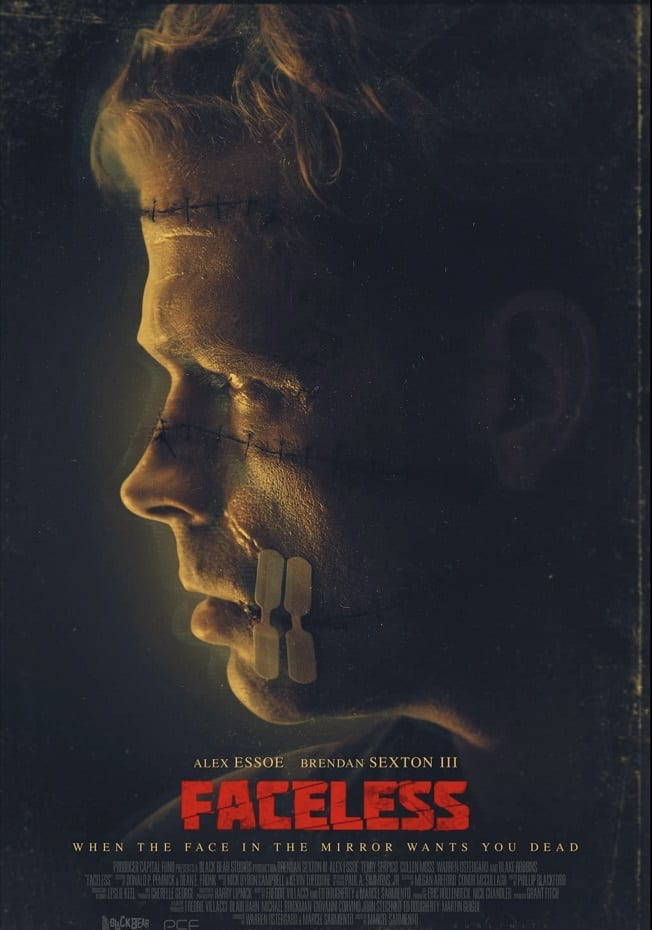 Faceless 2021 Thriller Movie Review Asks Who Am I?