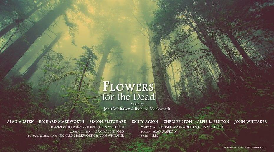 Flowers for the Dead short film poster