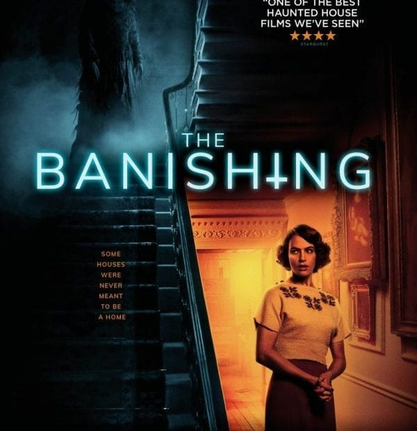 The Banishing poster 2021 Courtest of WestEnd Films