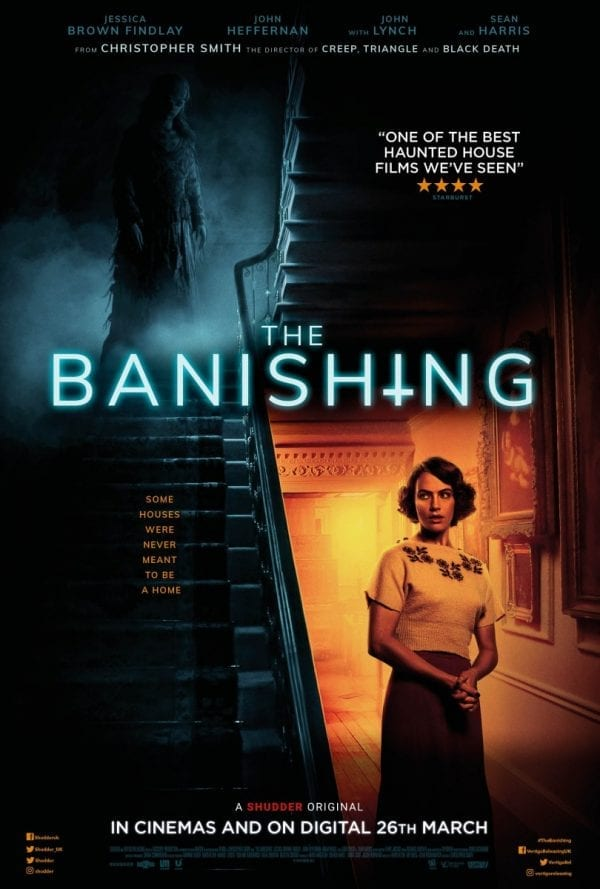 The Banishing, Directed Chris Smith Tells The Story Of The Most Haunted House In England