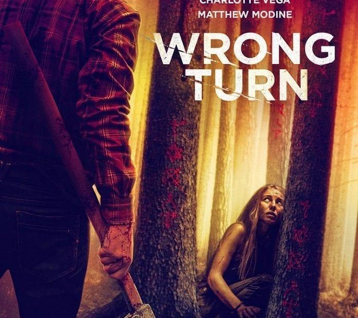 Wrong Turn Poster Constantin Film and Saban Films