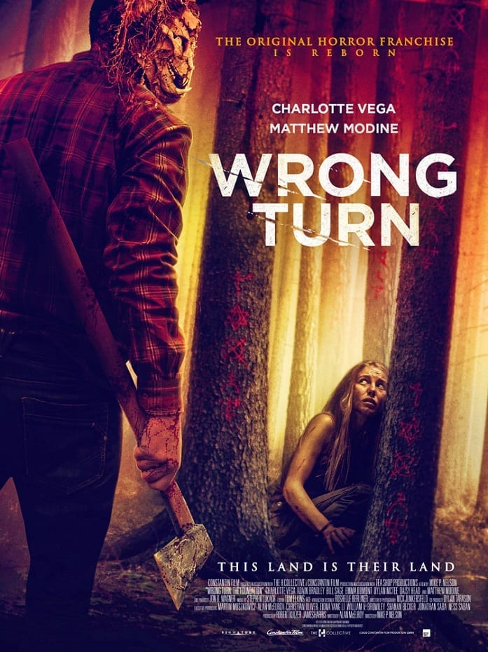 What's Wrong With Wrong Turn 2021? Nothing…