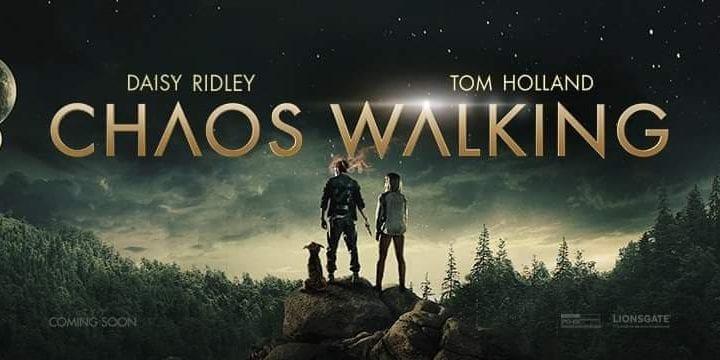Chaos Walking Poster GEM Entertainment 2021 Review