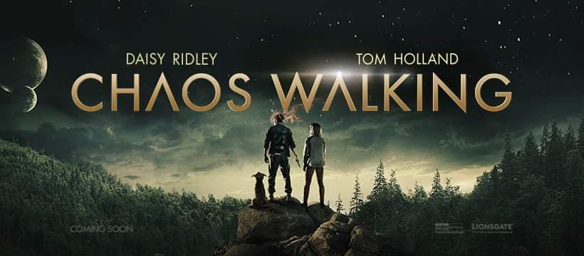 Chaos Walking Poster GEM Entertainment 2021 Review