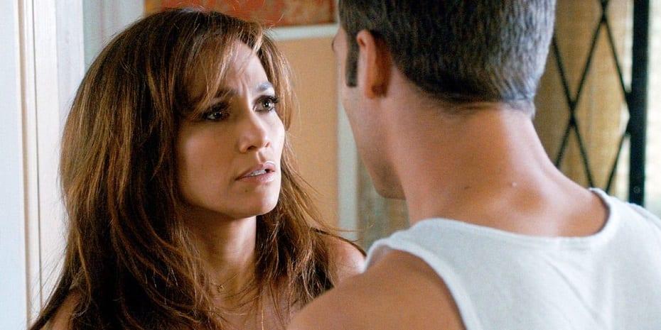 Jennifer Lopez and Ryan Guzman star in The Boy Next Door