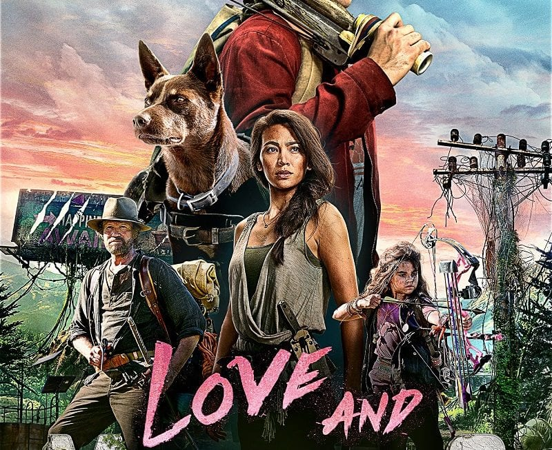 Love And Monsters Movie Has Michael Rooker & Tonnes Of Action
