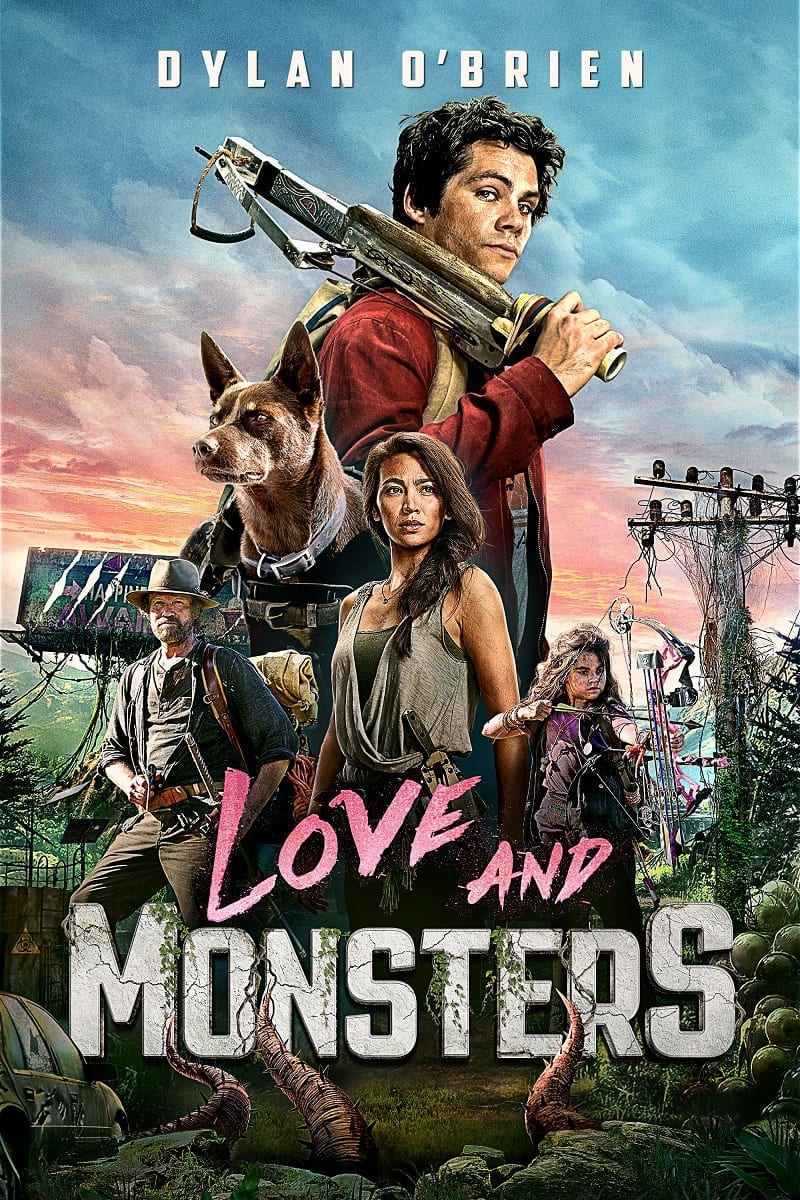 Love and Monsters 2020 Mother of Movies revie