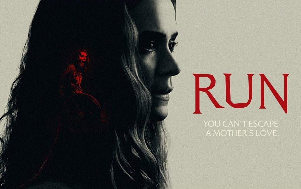 Run Starring Sarah Paulson, Directed by Aneesh Changanty