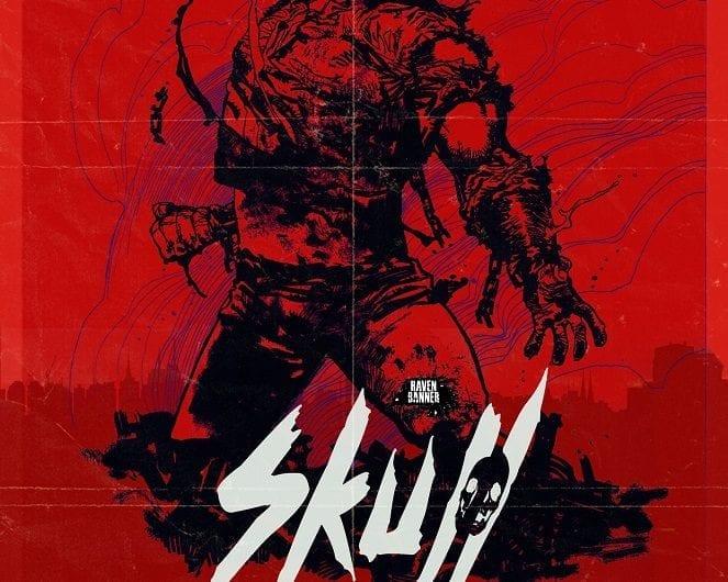 Skull The Mask poster courtesy of Raven Banner Entertainment