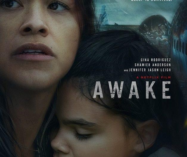 Awake 2021 film review courtesy of Netflix