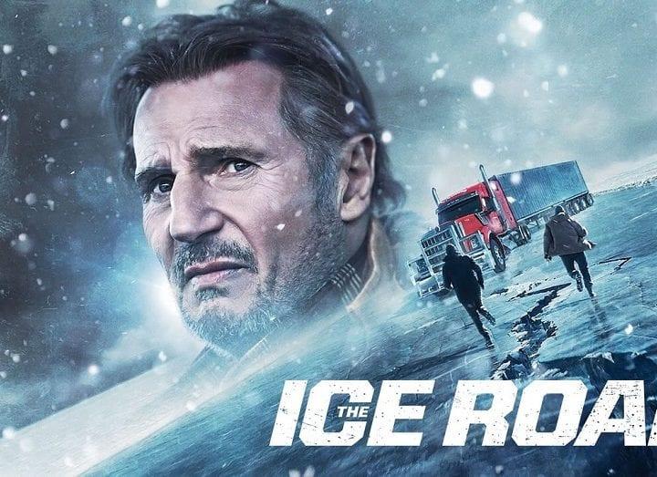 The Ice Road courtesy of Netflix