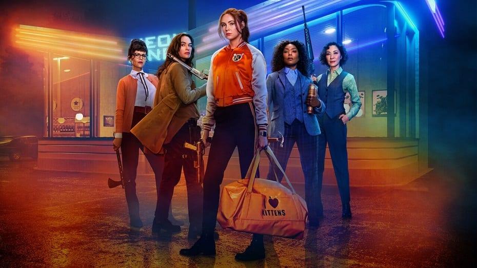 Gunpowder Milkshake courtesy of Netflix
