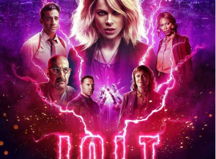 Jolt movie poster 2021